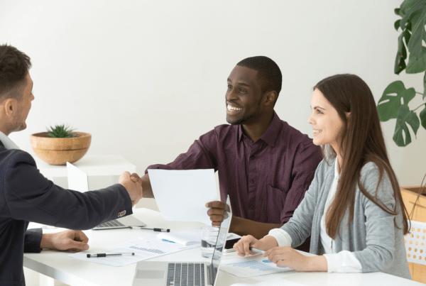 executive sales meeting